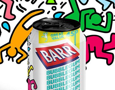 Barr | Bubblegum drink