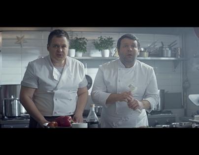 "Orange ""Chefs"", TV 2015"
