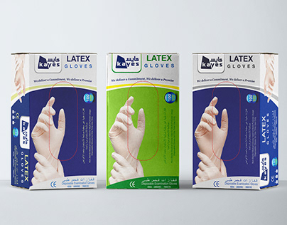 Product Packaging for Medical Gloves