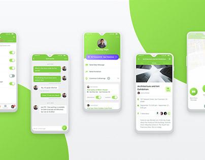 Gatha App Design