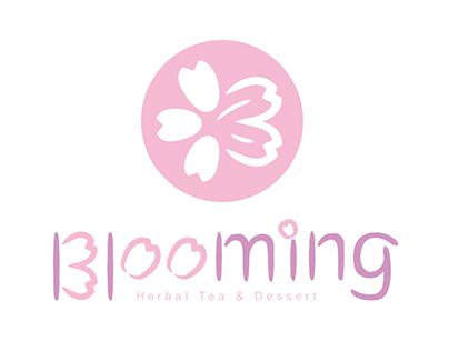 企業識別 ::: Blooming