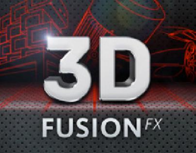 Autodesk 3D Fusion FX