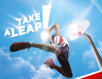 LA Lights | Take A Leap | Print | TVC