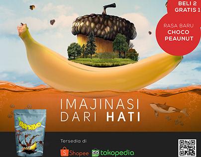 Banayo: Banana Chips Ads