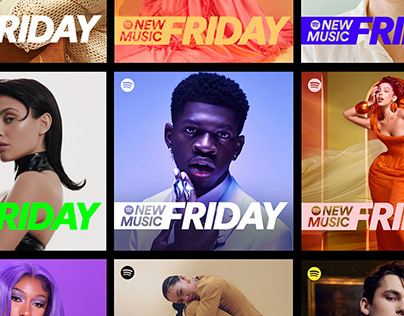 Spotify New Music Friday