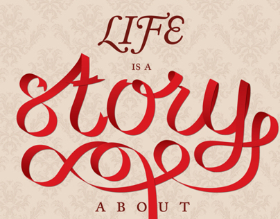 Life Is A Story About Me