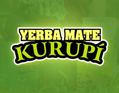 Yerba Mate Kurupí