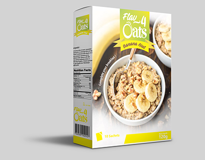 Packaging Oats