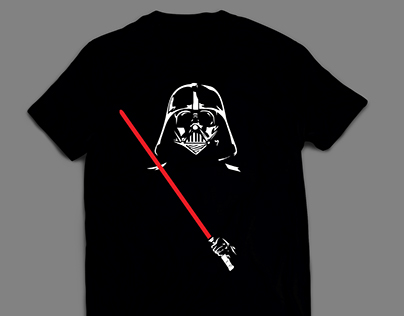 Darth-vader-Tshirt-design