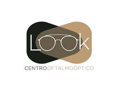 Look Oftalmologo • Diseño de Logotipo