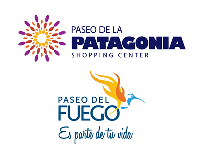 Patagonia y Paseo del Fuego shopping