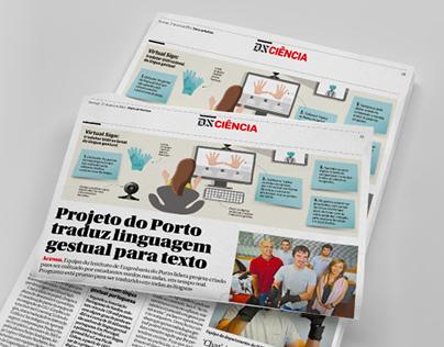 Infografias // Diário de Noticias