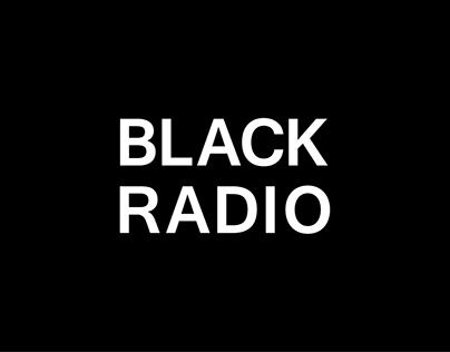 Logos for black radio