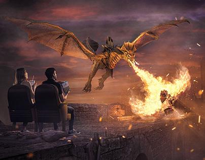Multicines: Dragon Battle