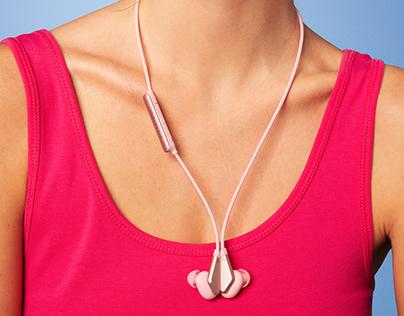 Libratone TRACK wireless earphone