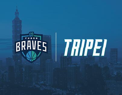 2019-2020 TAIPEI FUBON BRAVES BASKETBALL TEAM