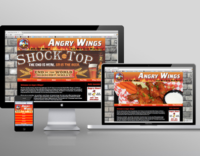 Angry Wings Restaurant