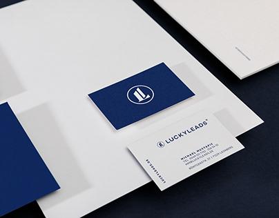 Luckyleads – Logo & Corporate Design