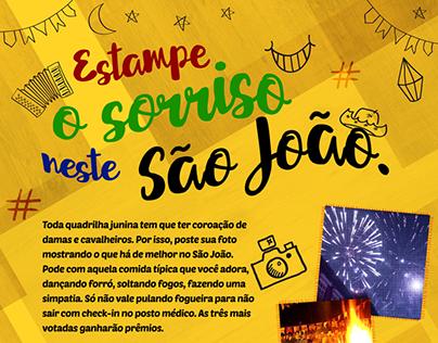 E-mail Marketing - São João