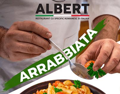 Albert - Costinesti - Flyer