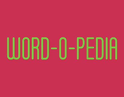 Word-o-pedia