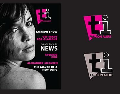 Design Magazine & Logo