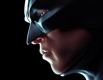 Portraits of The Dark Knight