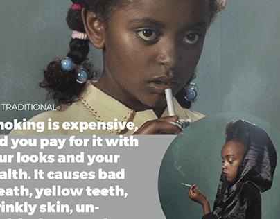SCHOOL HEALTH campaign (NoSmoking)