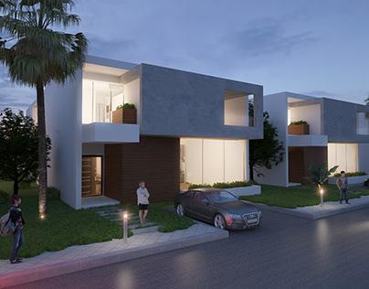 Villas Menzeh