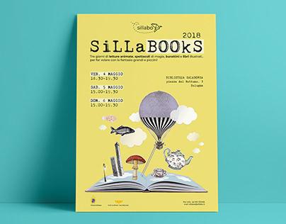 Sillabooks | Event Graphic Design