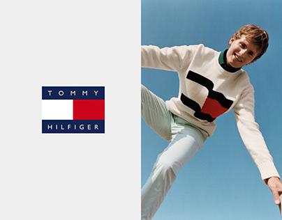 Tommy Hilfiger   E-commerce website redesign