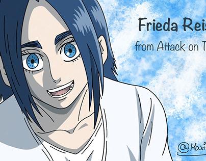 Frieda Reiss