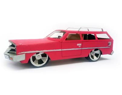 Wagon - 'PimP my Ride'