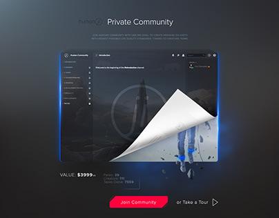 humanji. Join Avatars Private Community