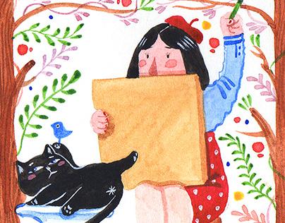 Adorable Kitty Calendar