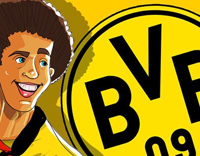 Borussia Dortmund social media channels