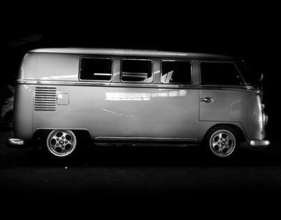 Le combi Volkswagen est un véhicule mythique !