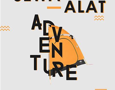 Adventure Rent Poster