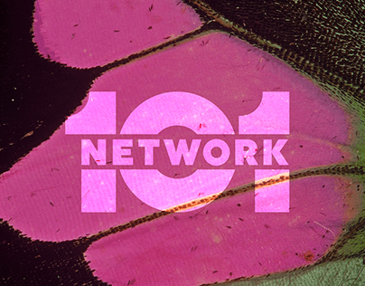 101 Network: Brand Identity & Website