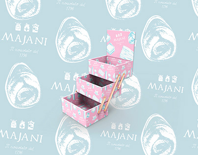Majani Chocolates Dispenser Design