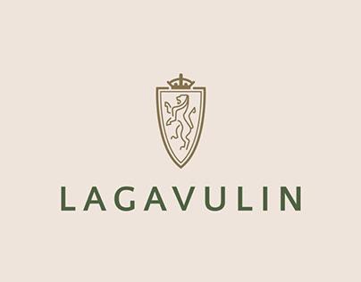 Lagavulin Rebranding