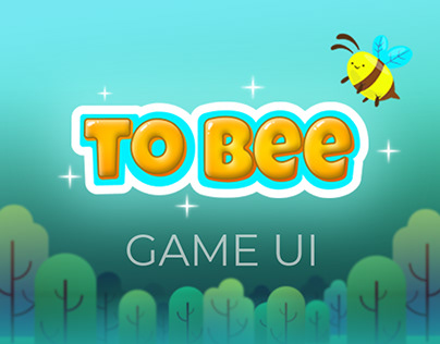 To Bee. Game UI presentation