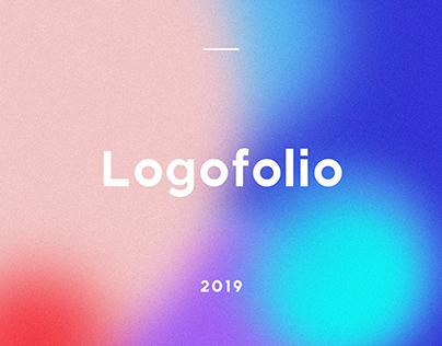 LOGOFOLIO'19 - Logos, Marks & Lettering