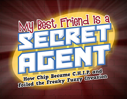 My Best Friend Is a Secret Agent book trailer