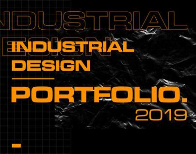Portfolio 2019 / Industrial Design