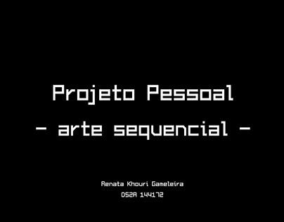 Arte Sequencial - Músicas Gorillaz