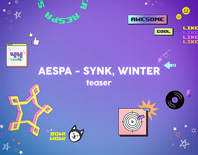 AESPA - SYNK, WINTER
