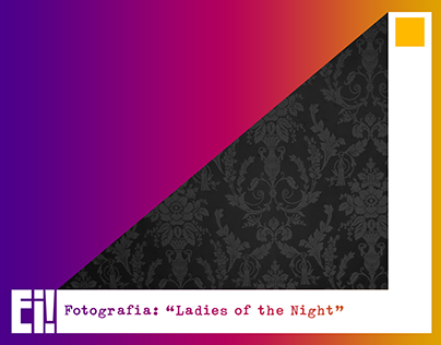 """Fotografia: """"Ladies of the Night"""""""