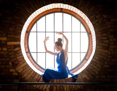 Carina - Portrait of a ballerina