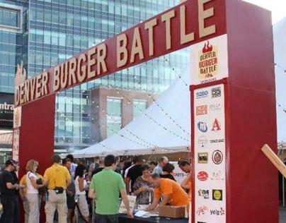 Denver Burger Battle | Creative Design